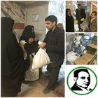 توزیع  کمک های غیر نقدی دی ماه در هتل بین المللی قصر