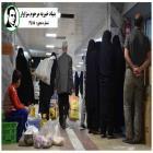 توزیع کمک های غیر نقدی فروردین ماه