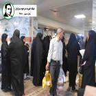 توزیع کمک های غیر نقدی تیر ماه بنیاد خیریه مرحوم سزاوار